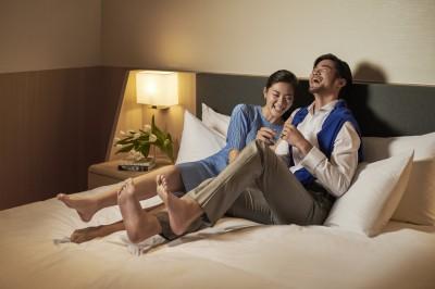 浪漫情人節  飯店甜蜜歡度兩人世界