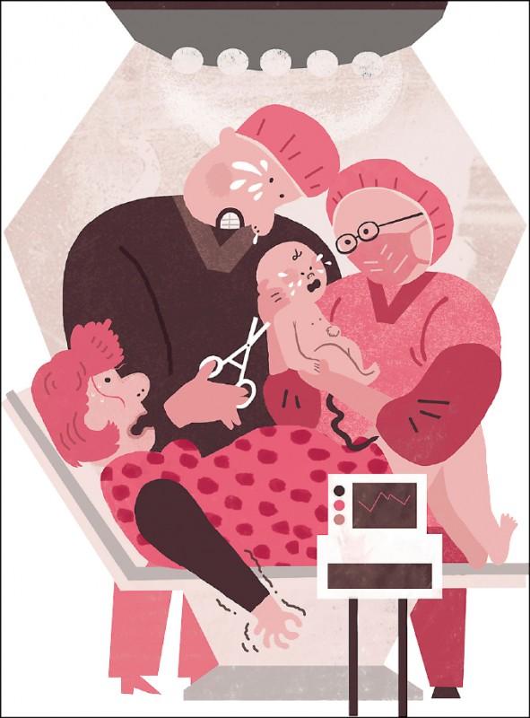 【家庭親子】〈徵文大拼盤〉老婆生產 老公陪產