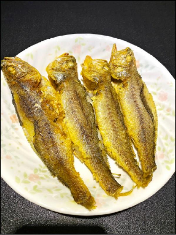 【家庭親子】〈看門道評味道〉黃魚雖小 鮮味猶在