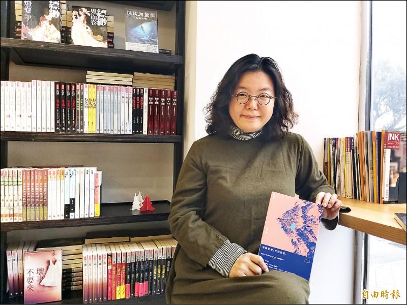 【藝術文化】作家鄧小樺 香港必須擁有更大自治權
