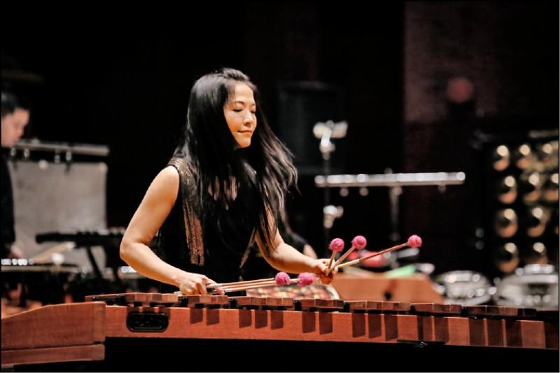 【藝術文化】馬林巴木琴的美好關係 吳珮菁感性開講