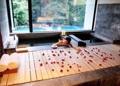 享受溫泉、陽光假期  馥蘭朵推出「深呼吸專案」