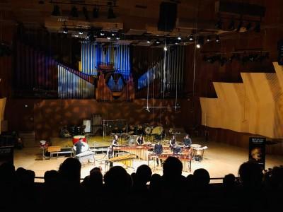 受邀赴丹麥演出 朱團打響台灣擊樂實力