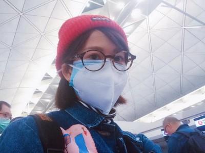 女星自我隔離14天奔土國見男友 上機後驚呆「沒人戴口罩」