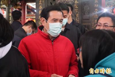 馬英九喊「兩岸不存在國籍問題」 網友:該回中國了