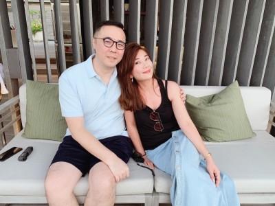 梁靜茹前夫遭爆「調戲女星」 露骨內容全曝光