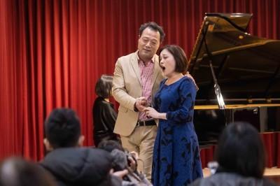林懷民退休變導演 為女高音林玲慧量身打造歌劇演唱會