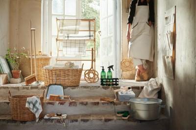 夢幻道具讓人想做家事  IKEA掃除系列新上市