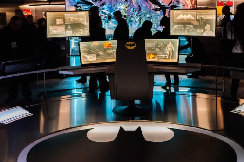 全黑寫實風 新蝙蝠俠戰服曝光