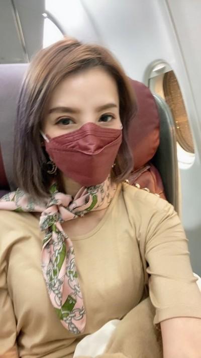 為「這件事」冒二級警示飛韓 本土劇女星回台前竟昏倒機場