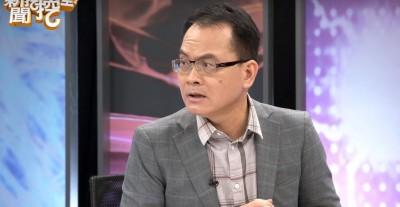 鄭弘儀超火大!開幹中國「台灣受苦誰害的」