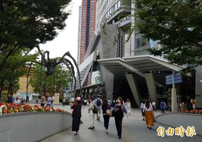 防武漢肺炎  東京森美術館閉館半個月