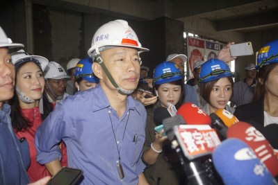 韓國瑜專心市政? 他爆阻止罷韓投票背後真相