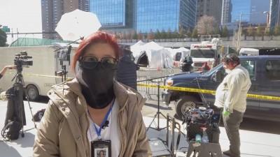 駐美記者遭酸身處「美版武漢」 揭當地疫情狀況