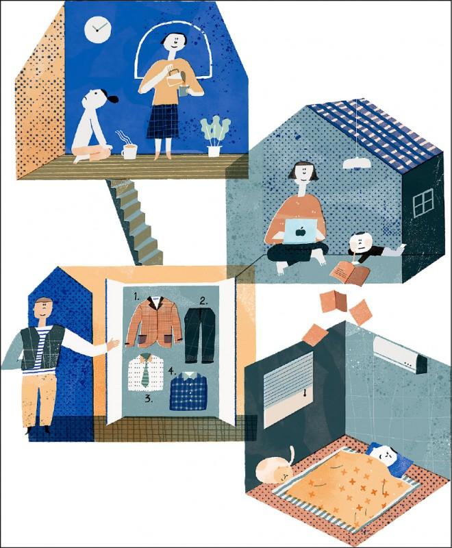 【家庭親子】〈戀家主義〉為丟而丟 極簡別過頭