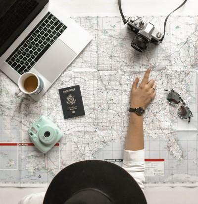 虛擬假期充電法  不出國旅遊也保有愉快心情