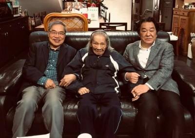 緬懷鍾肇政 陳芳明:他的作品記錄了台灣時代轉變