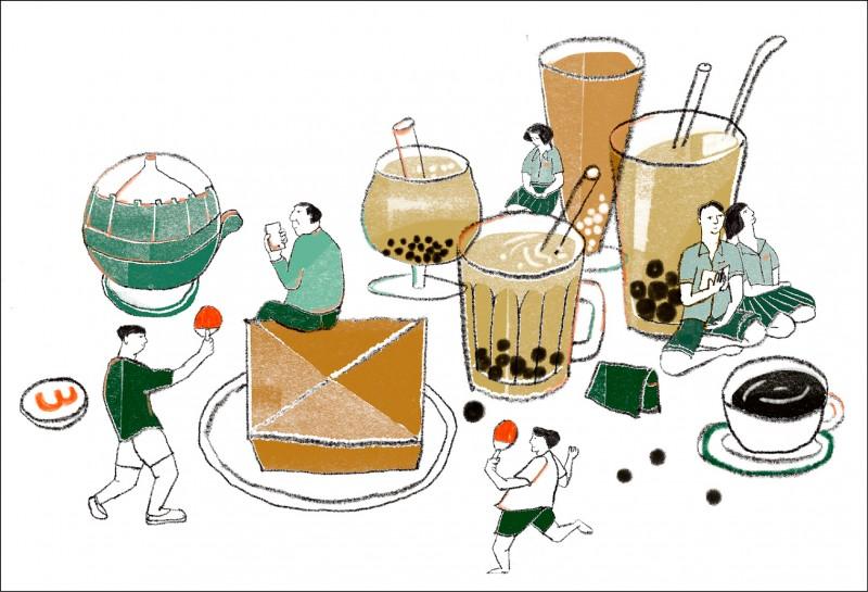 【自由副刊】劉書甫/後泡沫紅茶店時代