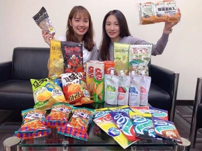 不能出國玩狂嗑進口零食 韓國烏龜玉米脆片榮登「最強零食」