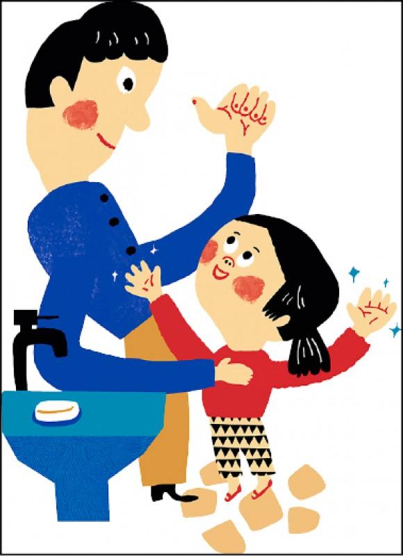 【家庭親子】〈親子會客室〉小小孩愛洗手 有法寶