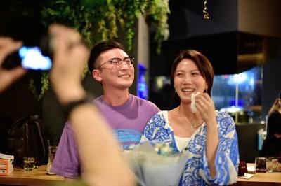 恭喜!大牙520嫁小7歲男友 打破「不婚不生」主義