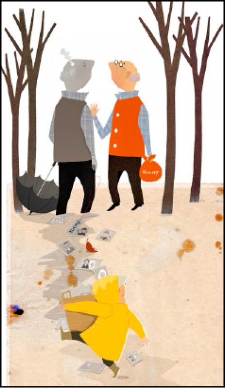 【家庭親子】〈生活停看聽〉找機會陪老人家聊天