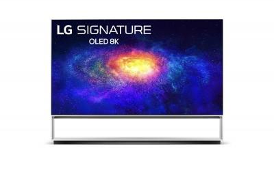 貴到下巴掉下來!LG 88吋8K OLED電視 價格直逼買房頭期款