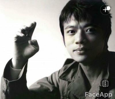 吳朋奉俊俏黑白照曝光 曾說「這張我要當遺照」