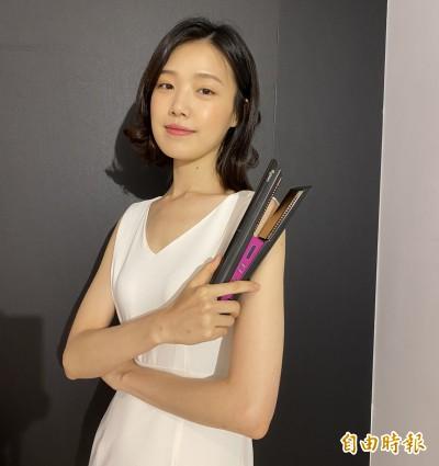 竟然有飛航模式!Dyson首款直髮器台灣開賣 奢華紫官網限定