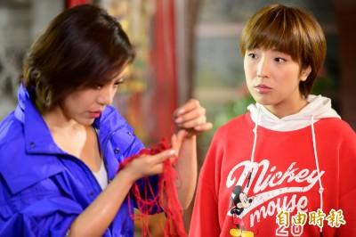 (專訪)《女力》素娥太神被罵爆    梁舒涵出道2年「紅轉黑」哭了