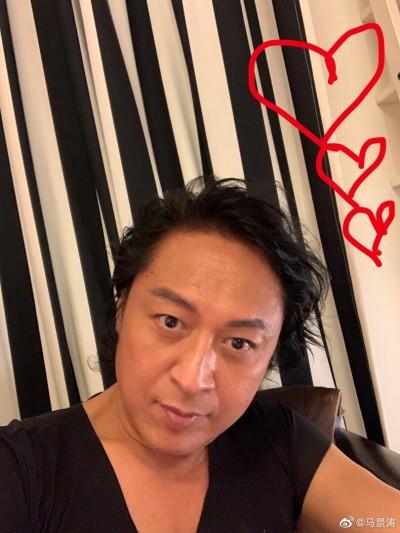 瓊瑤俊帥小生怎麼了?58歲馬景濤「五官變形」