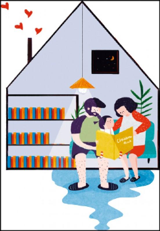 【家庭親子】〈親子會客室〉陪孩子成長 是種享受