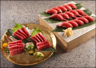 黑鮪魚吃到飽!饗食天堂、饗饗、旭集都吃得到