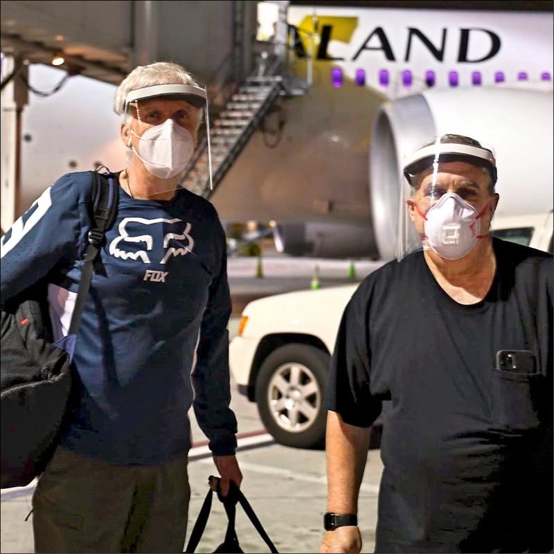 劇組返紐西蘭    300億《阿凡達2》準備復工