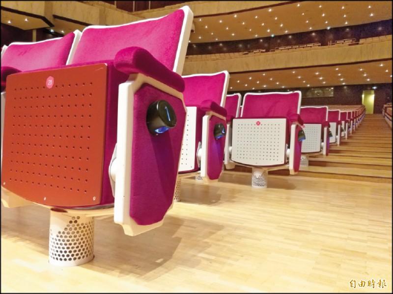 【藝術文化】每個座位都有專屬新鮮空氣 國家兩廳院安心看表演