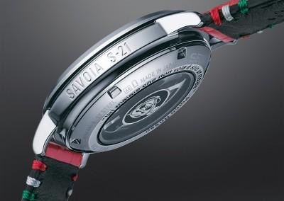 宮崎駿加持   Seiko打造「紅豬錶」