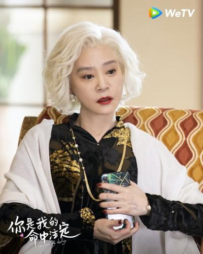 60歲劉雪華近況曝光!昔瓊瑤女神竟變白髮阿嬤