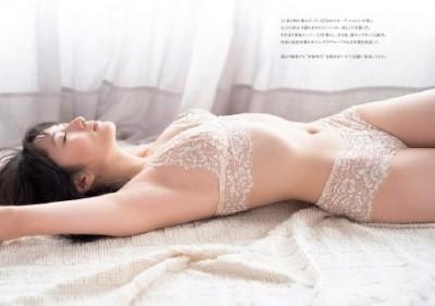 AKB48前成員大島涼花 拍攝內衣寫真收復失土