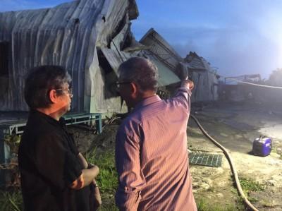 力挺表演工作者 林智堅:繼續邀請紙風車到新竹市