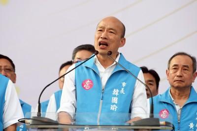 罷免擺爛傾中政客 他狂讚韓國瑜貢獻台灣民主