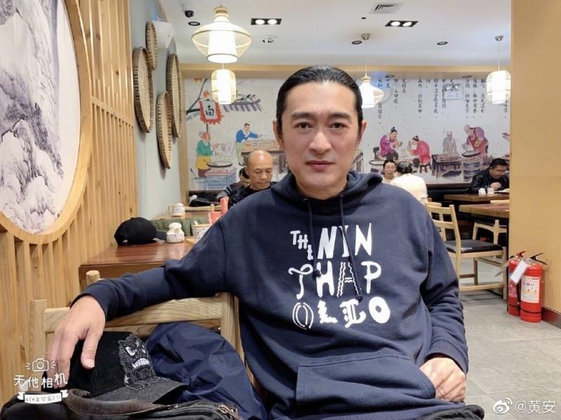 剛回祖國懷抱北京就爆疫情 黃安:我回來得正是時候!