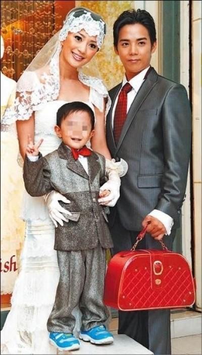 傅天穎離婚7年為贍養費發飆 陳子強2字轟爆