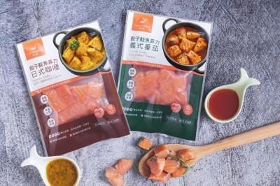 全聯獨家!美威鮭魚新品上市 149元豪華吃鮭魚