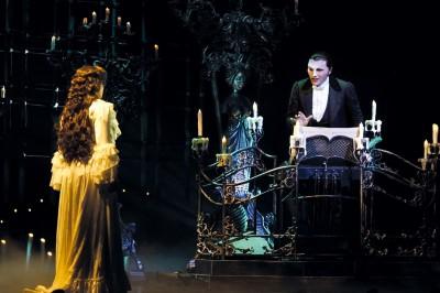 《歌劇魅影》開賣創佳績 誤植五星旗爽快修正獲讚