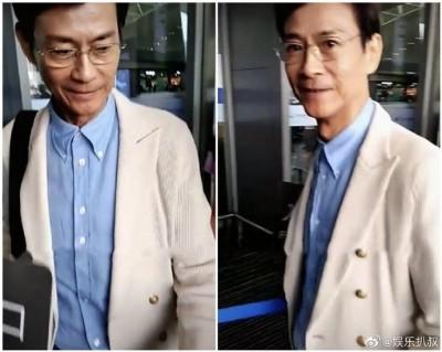 73歲「楚留香」近照曝光   網驚:吃了長生不老藥?