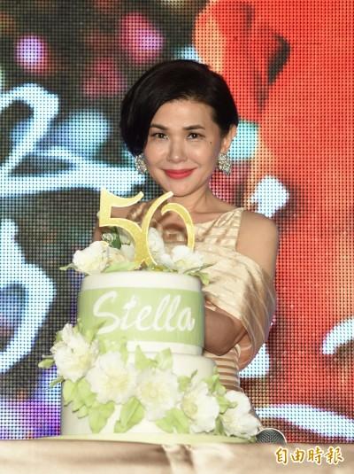 張清芳15年婚姻情滅 她爆背後壓力:他們一定努力過