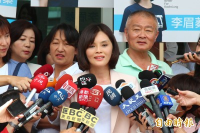 李眉蓁出戰高雄...挺韓名嘴曝內幕:根本小韓國瑜