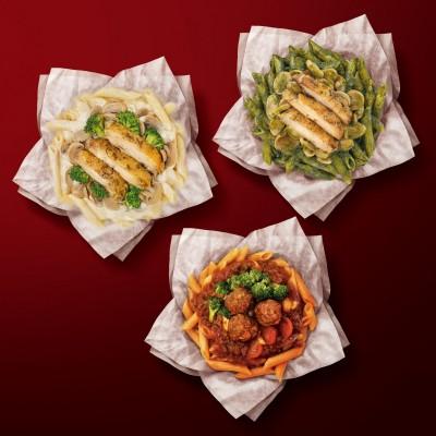 必勝客不只賣比薩 隱藏新品菜單「紙包筆管麵」限時限店販售