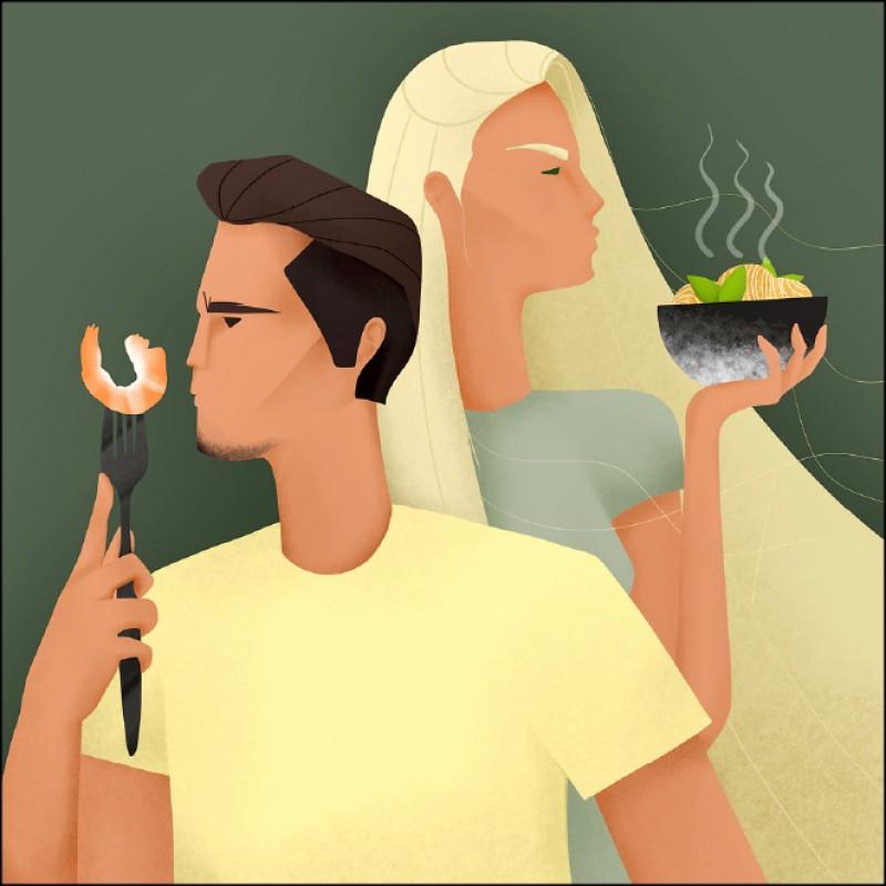 【兩性異言堂】〈瑞士人妻見聞錄〉餐桌上的小心機 厭蝦老公變身海鮮控