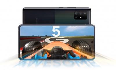 搶當「最便宜5G手機」 三星中階5G A51、A71本月登台